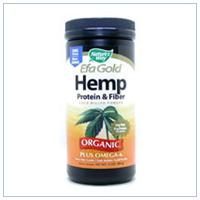 HEMP PROTEIN & FIBER POWDER 16 OZ