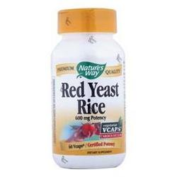 RED YEAST RICE 60 VEGICAPS
