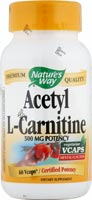 ACETYL L-CARNITINE 60 VEGICAPS