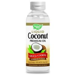 COCONUT OIL LIQUID  10 OZ