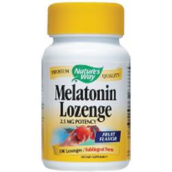 MELATONIN SUBLINGUAL 2.5MG  100 CAPSULE