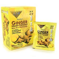 GINGER HONEY CRYSTAL PACKETS  30 CT