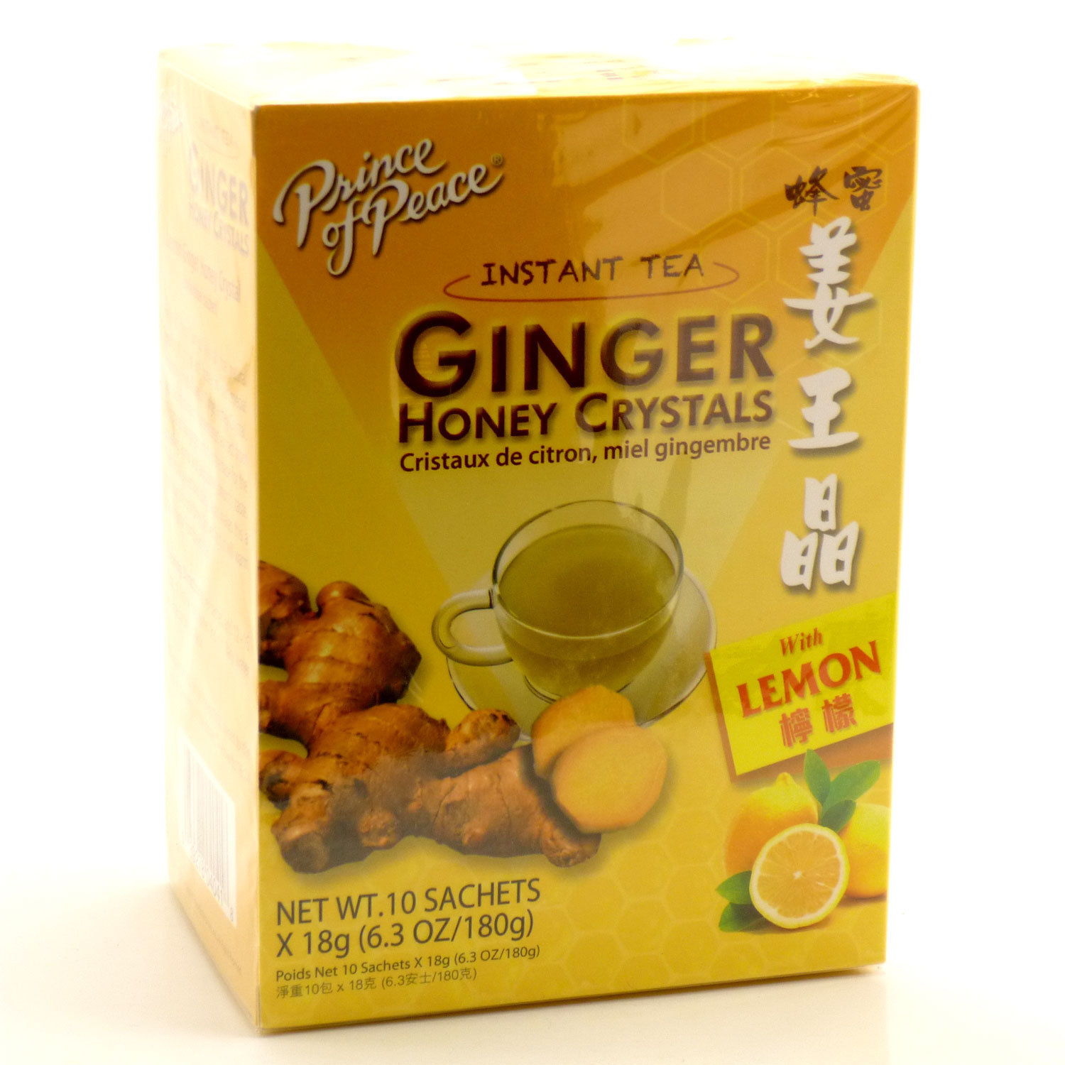 GINGER CANDY  4.4 OZ