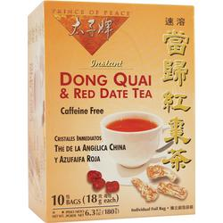 TEA,DONG QUAI & RED DATE 10 BAGS