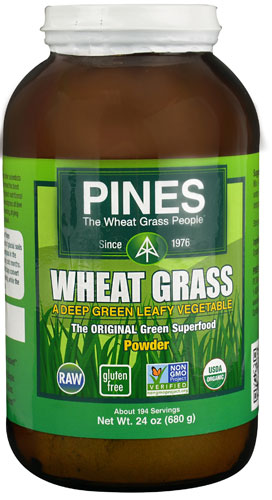 GREEN ENERGY WHEAT GRASS 100% PURE  24 OZ