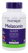 Melatonin 5mg Fast Dissolve Strawberry  150 tablet