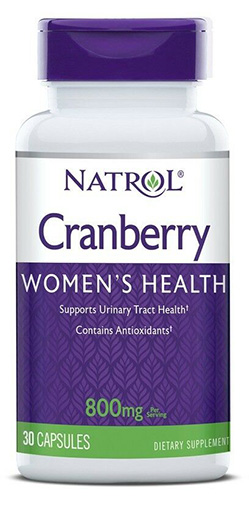 CRANBERRY EXTRACT 400MG 30 CP