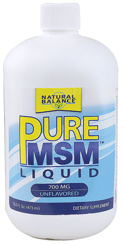 MSM Liquid  16 oz