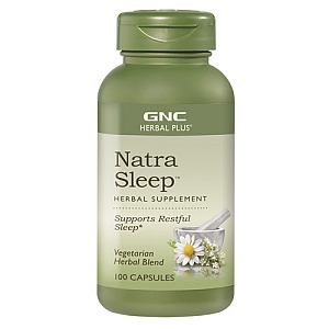 Herbal Plus Natra Sleep, 100 Caps