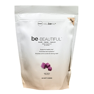 WELLBEING BE-BEAUTIFUL HAIR-SKIN-NAILS 60 SOFT CHEWS