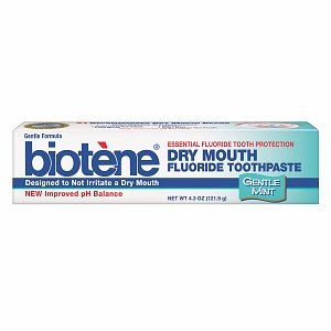 DRYMOUTH TOOTHPASTE GENTLE MINT 4.3 OZ