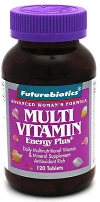 MULTI VIT+ FOR WOMEN T120