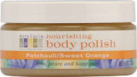 Body Polish Patchouli/Sweet Orange 8 ounce