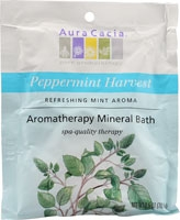 Mineral Bath Refreshing Peppermint 2.5 oz