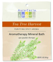 Mineral Bath Purifying Tea Tree 2.5 oz
