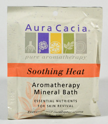 Mineral Bath Warming Fir Balsam 2.5 oz