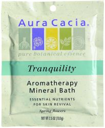 Mineral Bath Tranquil Chamomile 2.5 oz