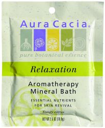 Mineral Bath Relaxing Sweet Orange 2.5 oz