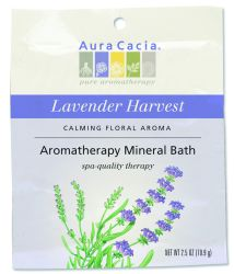Mineral Bath Relaxing Lavender 2.5 oz