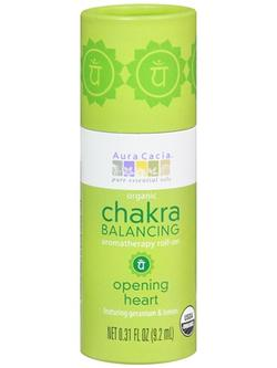 Chakra Balancing Aromatherapy Roll On Opening Heart 0.31 oz