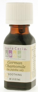 Precious Essentials Oil German Chamomile w/Jojoba 0.5 ounce