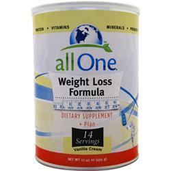 WEIGHT LOSS FORMULA UNFLAVORED 14 DAY SUPPLY  15.9 OZ