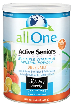 NUTRITECH ALL-1 SENIOR 15.9 OZ