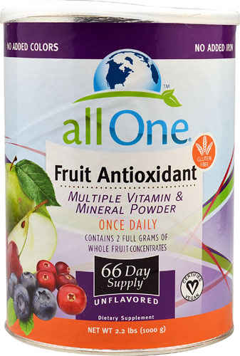 FRUIT ANTIOXIDANT POWDER 66 DAY SUPPLY  2.2 LB