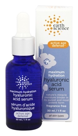 MAXIMUM HYDRATION HYALURONIC ACID SERUM  1 OZ