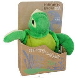 ENDANGERED SPECIES SEA TURTLE COLD PACK  1 UNIT