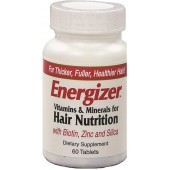 ENERGZR HAIR NUTR VITMN60