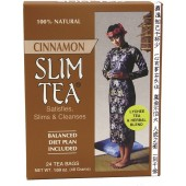 SLIM TEA CINNAMON 24 BG