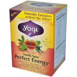 VANILLA SPICE PERFECT ENERGY  16 BAG
