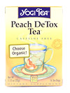 DETOX PEACH TEA 16 BG