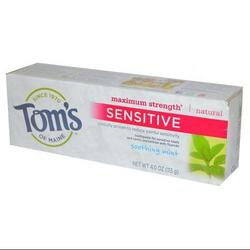 SOOTHING MINT SENSITIVE TOOTHPASTE  4 OZ