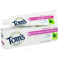TOOTHPASTE ANTIPLAQUE TARTAR CONTROL WHITENING SPEARMINT  5.5 OZ
