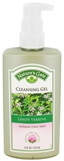 LEMON VERBENA CLEANSING GEL-NORMAL/OILY SKIN-  8 OZ