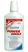 MOUTHWASH POWER SMILE 16 OZ