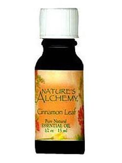 ESSENTIAL OIL CINNAMON LEAF  0.5 OZ