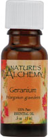 100% PURE ESSENTIAL GERANIUM OIL 05.OZ