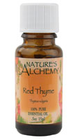 ESSENTIAL OIL RED THYME  0.5 OZ