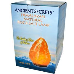 SALT LAMP LARGE 6-8 LBS  1 UNIT