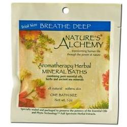 AROMATHERAPY BATH BREATHE DEEP  1 OZ