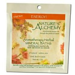 AROMATHERAPY BATH ENERGY  1 OZ