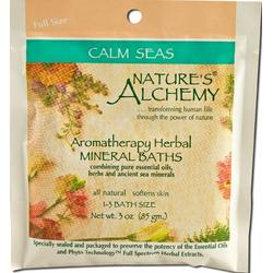 AROMATHERAPY BATH CALM SEAS  3 OZ