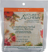 AROMATHERAPY BATH ENERGY  3 OZ