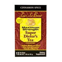 LACI LE BEAU SDT MAX STRENGTH CINNAMON SPICE  12 BAG