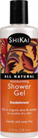 SHOWER GEL SANDALWOOD 12 OZ
