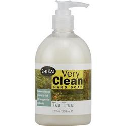 VERY CLEAN HAND SOAP TEA TREE  12 OZ