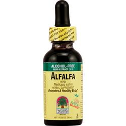 ALFALFA HERB LOW/ALCOHOL 1 OZ